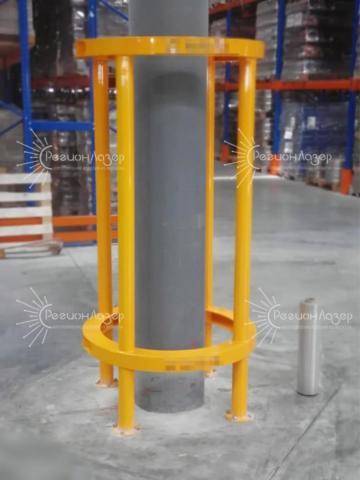 Отбойники/для защиты колонн