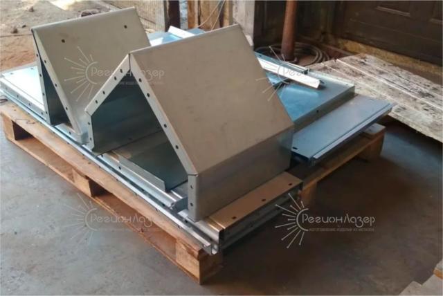 Гибка из листового металла /Изделие 4