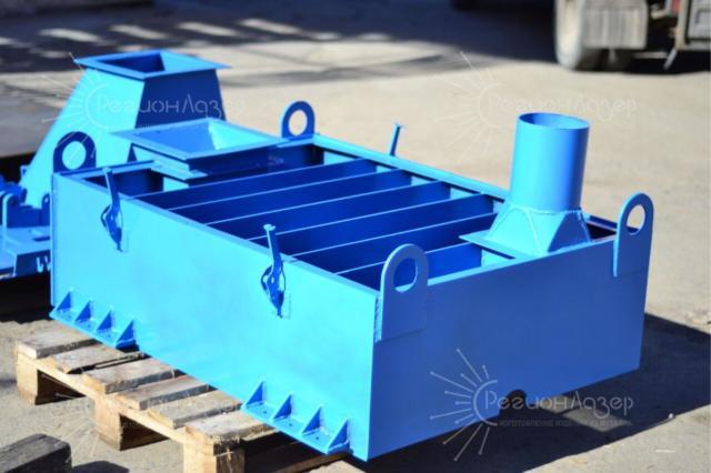 Металлоизделия/Оборудование для переработки пластика вид 1