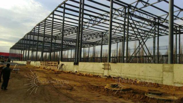 Металлоизделия/Строительство склада для 3PL Logistic