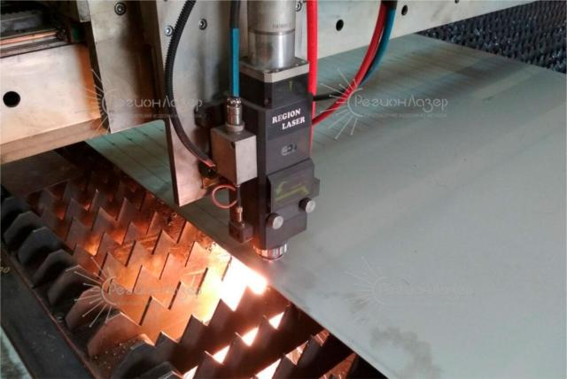 Лазерная резка металла/работа лазера
