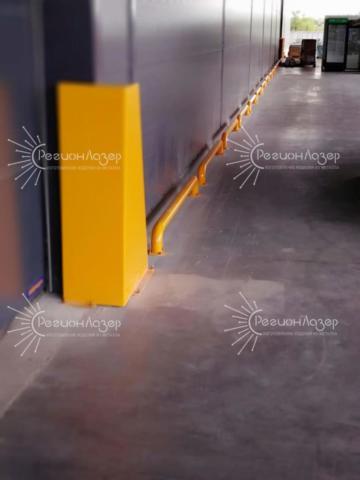 Колесные отбойники/защита стен
