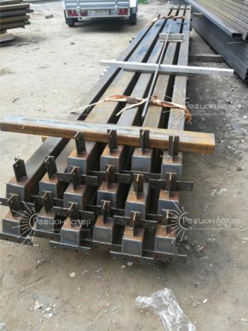 Металлоконструкции/подготовка к покраске ( 6 метров) тип 1